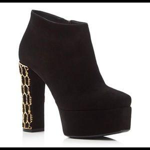 Giuseppe Zanotti Black 'virgy' Boots